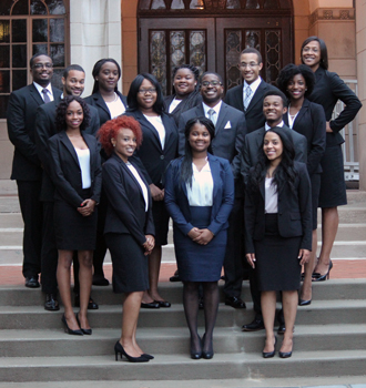 The Huver I. Brown Trial Advocacy Moot Court Team 2016-2017 School Year