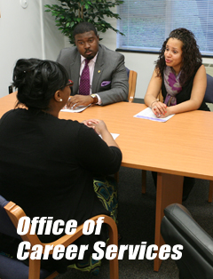 career services  interview room